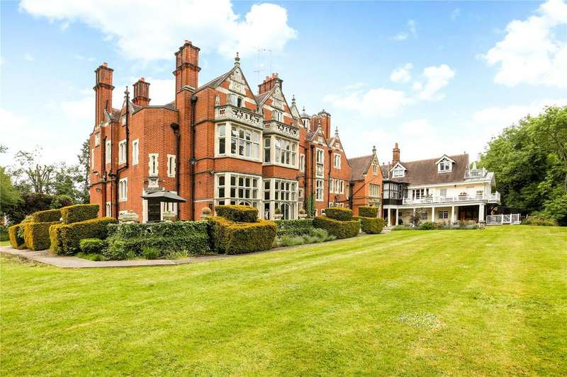 2 Bedrooms Flat for sale in Islet Park House, Islet Park, Maidenhead, Berkshire, SL6