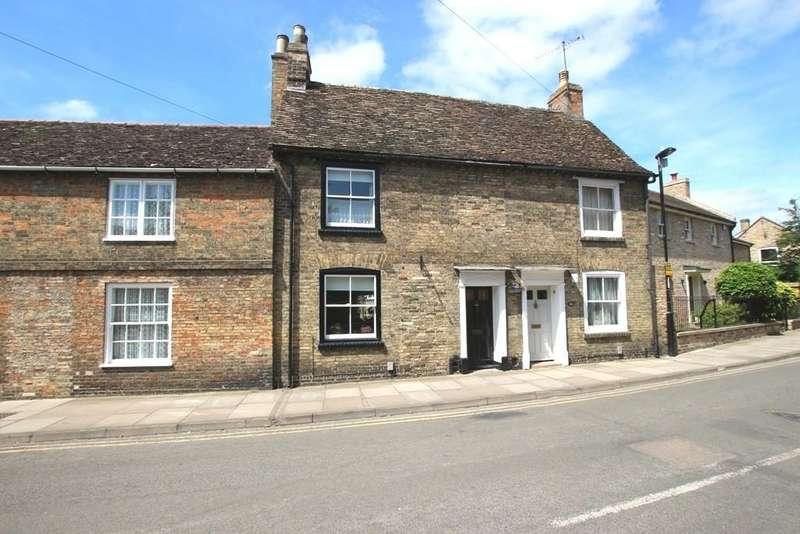 3 Bedrooms Terraced House for sale in Waterside, Ely