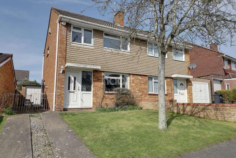 3 Bedrooms Semi Detached House for sale in Charnwood Road, Whitchurch, Bristol