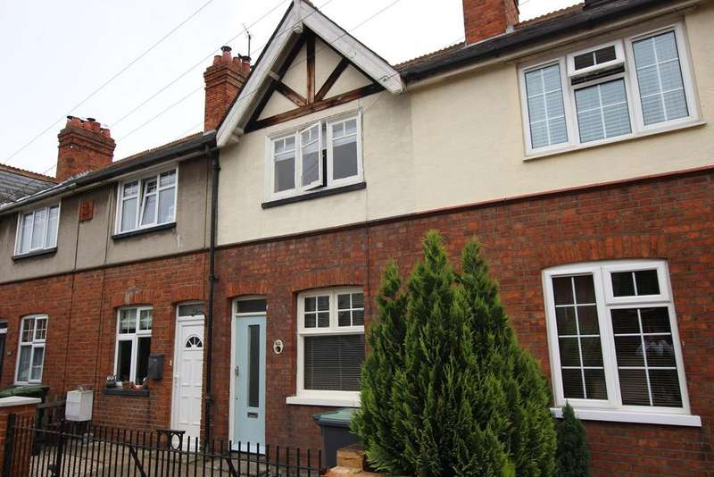 2 Bedrooms Terraced House for sale in King Street, Potton, Sandy, SG19