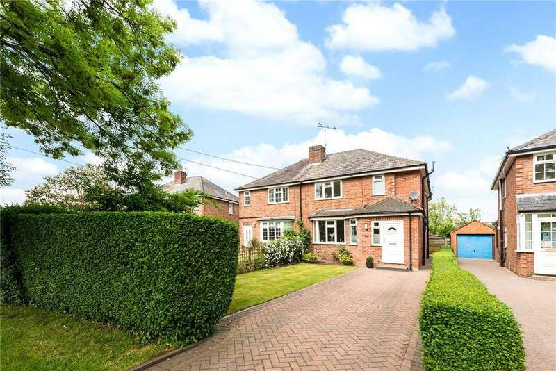 3 Bedrooms Unique Property for sale in Bourne Street, Wilmslow, Cheshire, SK9
