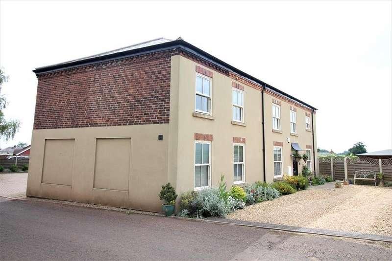 4 Bedrooms Semi Detached House for sale in Babbington Lane, Kimberley, Nottingham, NG16