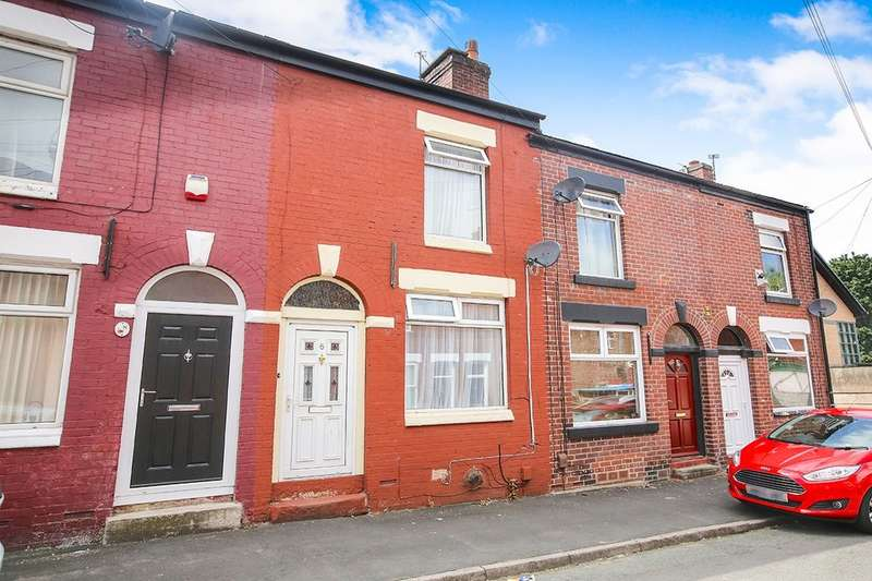 2 Bedrooms Terraced House for sale in Bateson Street, Stockport, SK1