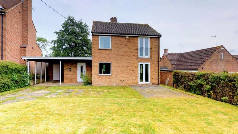 3 Bedrooms Detached House for sale in Southend, Garsington OX44