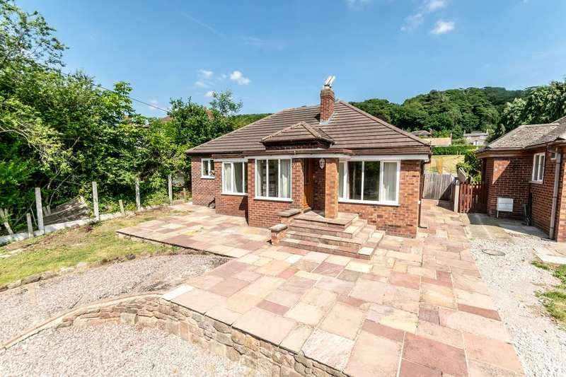 4 Bedrooms Detached House for sale in Chester Road, Helsby, Frodsham, WA6