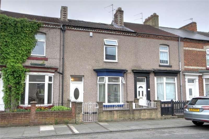 2 Bedrooms Terraced House for sale in Surtees Street, Darlington, DL3