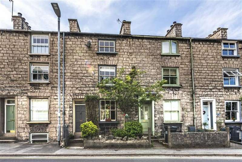 3 Bedrooms Terraced House for sale in Burneside Road, Kendal, Cumbria
