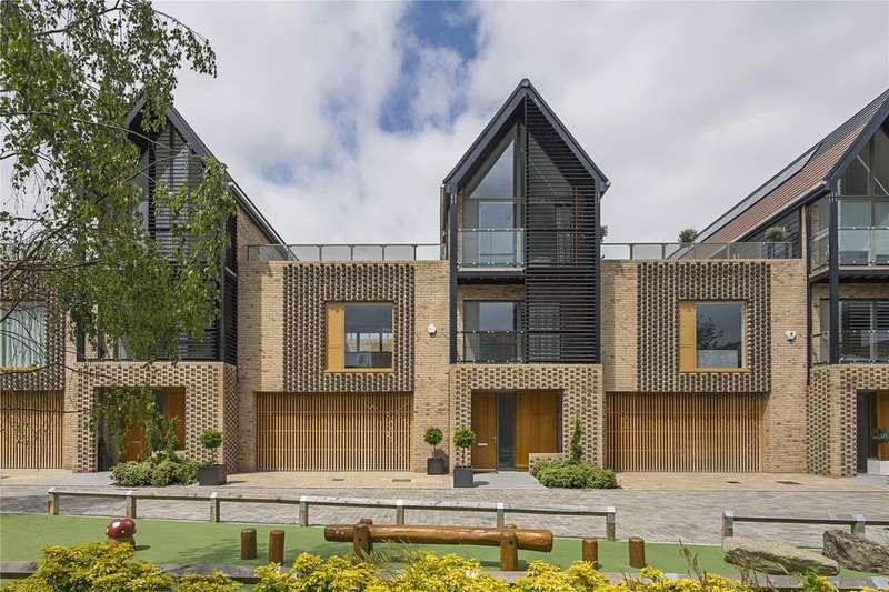 5 Bedrooms Terraced House for sale in Hobson Road, Trumpington, Cambridge, CB2