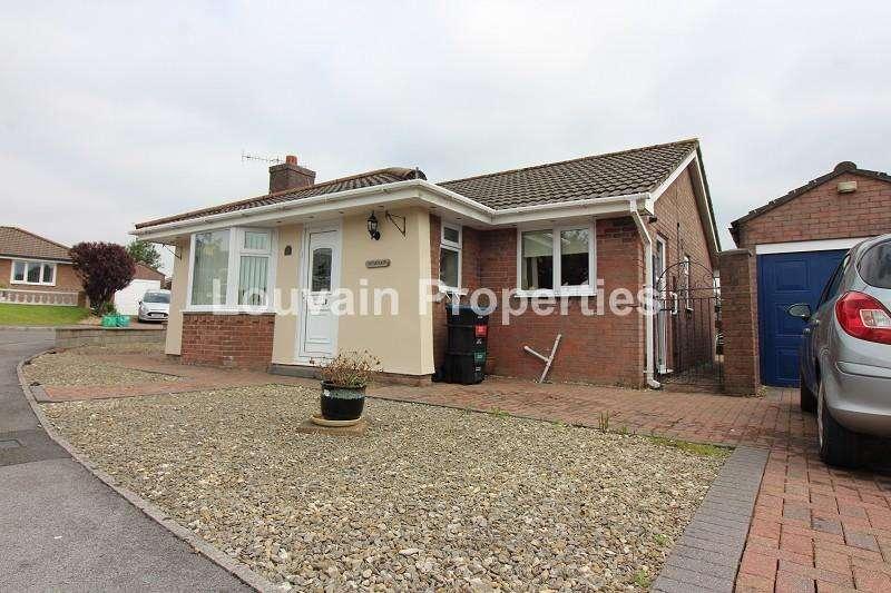 2 Bedrooms Detached House for sale in Bryn Rhosyn , Merthyr Road, Tredegar, Blaenau Gwent. NP22 3BE