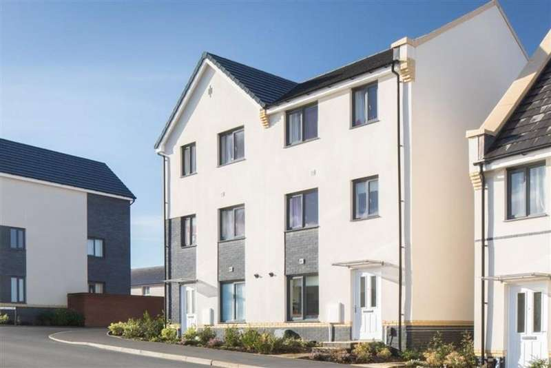 4 Bedrooms House for sale in Plot 147, Belbury, Hele Park