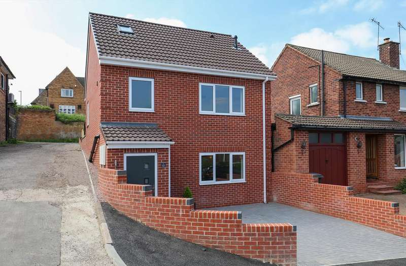 3 Bedrooms Detached House for sale in Knab Rise, Carter Knowle
