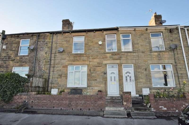 3 Bedrooms Terraced House for sale in Twizell Lane, West Pelton, Stanley