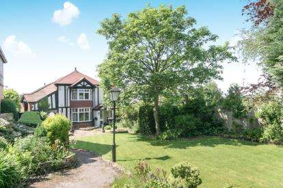 4 Bedrooms Detached House for sale in Roumania Crescent, Llandudno, Conwy, North Wales, LL30