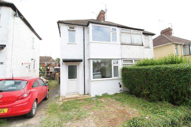 2 Bedrooms Semi Detached House for sale in Chain Free Re-furbished Property on Eighth Avenue, Sundon Park