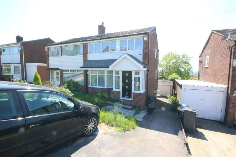 3 Bedrooms Semi Detached House for sale in Salisbury Drive, Dukinfield, SK16