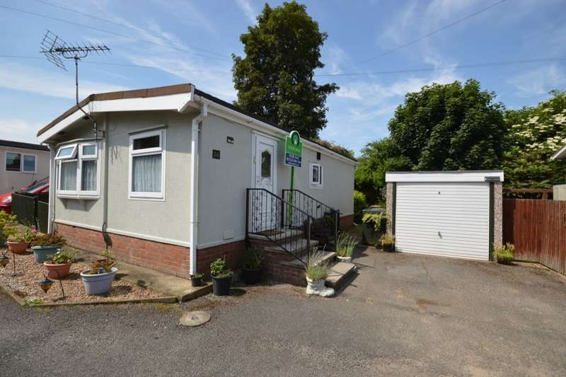 2 Bedrooms Detached House for sale in Stone Valley Court, Waddington, Lincoln, LN5