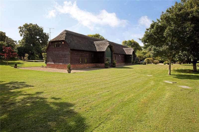 7 Bedrooms Detached House for sale in Stanton St. Bernard, Marlborough, Wiltshire, SN8