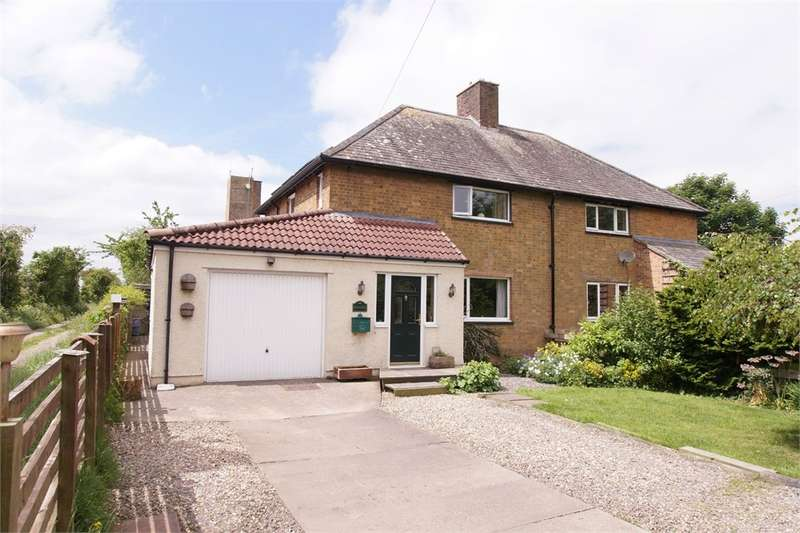 3 Bedrooms Semi Detached House for sale in CA7 5LF Kirkbride, Wigton, Cumbria