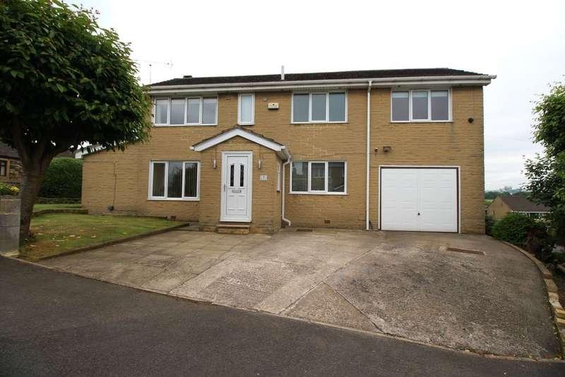 4 Bedrooms Detached House for sale in Ing Field, Oakenshaw, Bradford, BD12