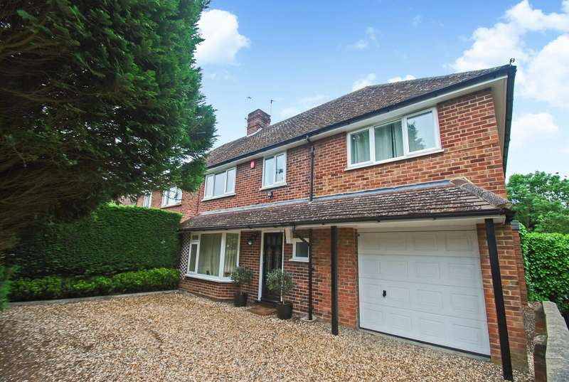 4 Bedrooms Semi Detached House for sale in Cherry Tree Road, Beaconsfield, HP9