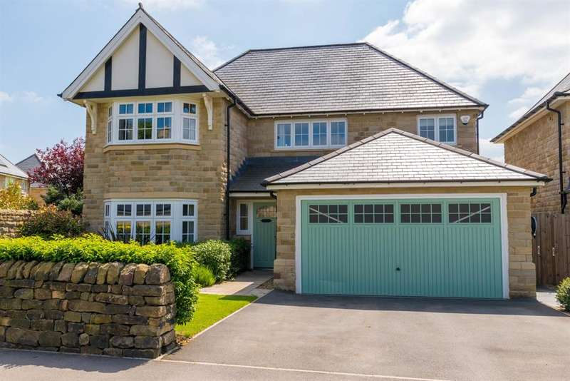 4 Bedrooms Detached House for sale in Mackintosh Road, Horsforth Vale, LS18
