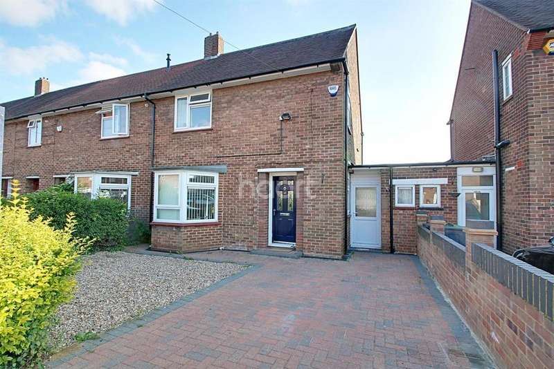 3 Bedrooms Semi Detached House for sale in Priestleys, Farley Hill