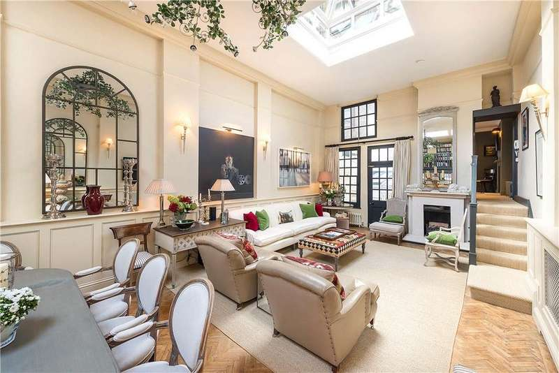 3 Bedrooms Flat for sale in Bedford Gardens, Kensington, London, W8