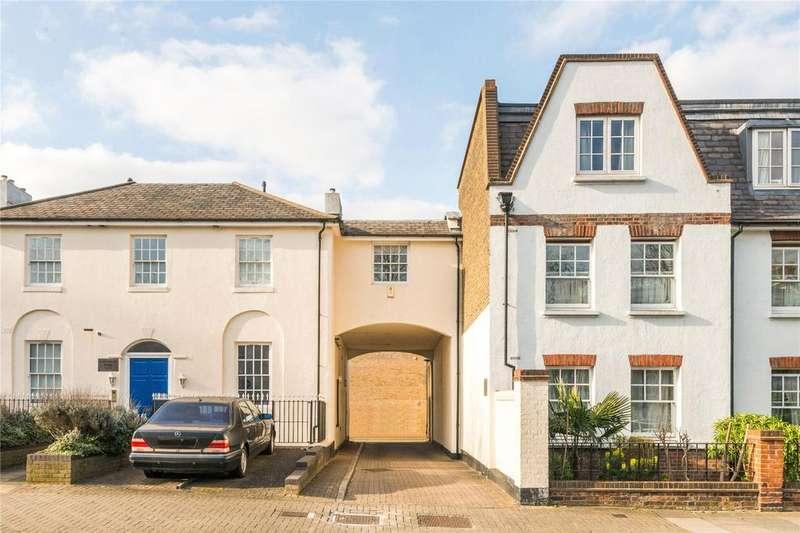 1 Bedroom Flat for sale in Albany Mews, Barnsbury, Islington, London