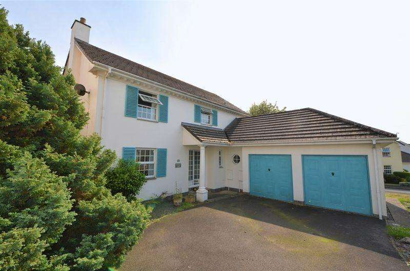 5 Bedrooms Detached House for sale in Reduced!! 5 Bedrooms, Double Garage, Detached, Lower Cross Road, Barnstaple