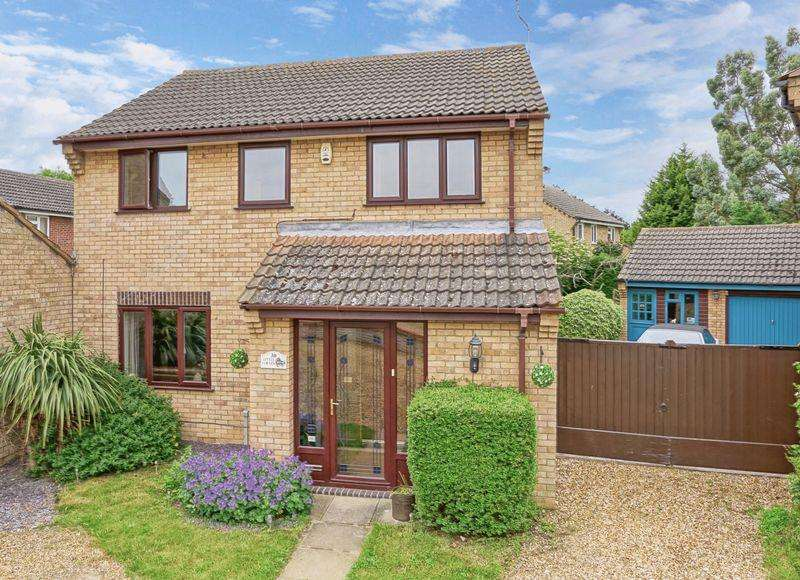 4 Bedrooms Detached House for sale in Crane Street, Brampton, Huntingdon, Cambridgeshire.