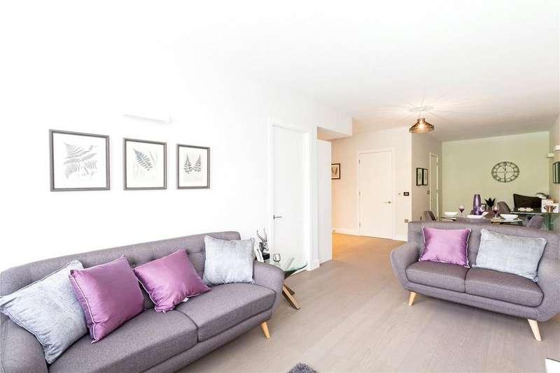 2 Bedrooms Flat for sale in Overbridge Square, Hambridge Lane, Newbury, RG14