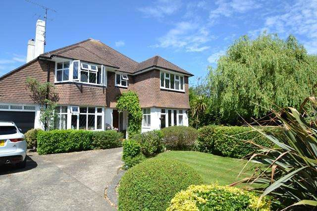 5 Bedrooms Detached House for sale in Ilex Way, Worthing, West Sussex, BN12 4UY
