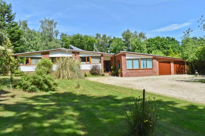 4 Bedrooms Detached House for sale in Dock Lane, Beaulieu, Brockenhurst, SO42