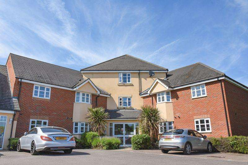 2 Bedrooms Flat for sale in Peppercorn Way, North Dunstable