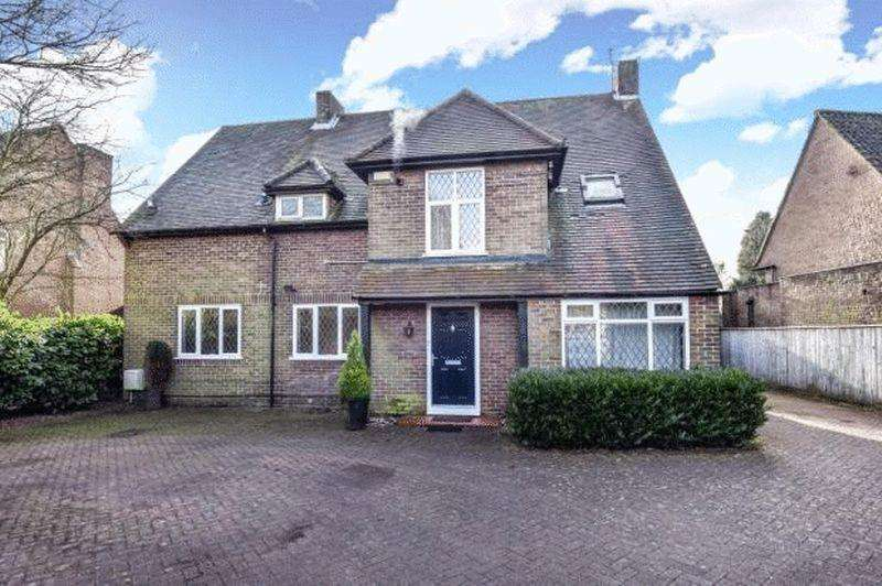 4 Bedrooms Detached House for sale in Marlow Road, Cressex