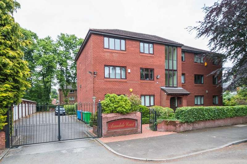 2 Bedrooms Apartment Flat for sale in Wilbraham Road, Whalley Range, Manchester, M16