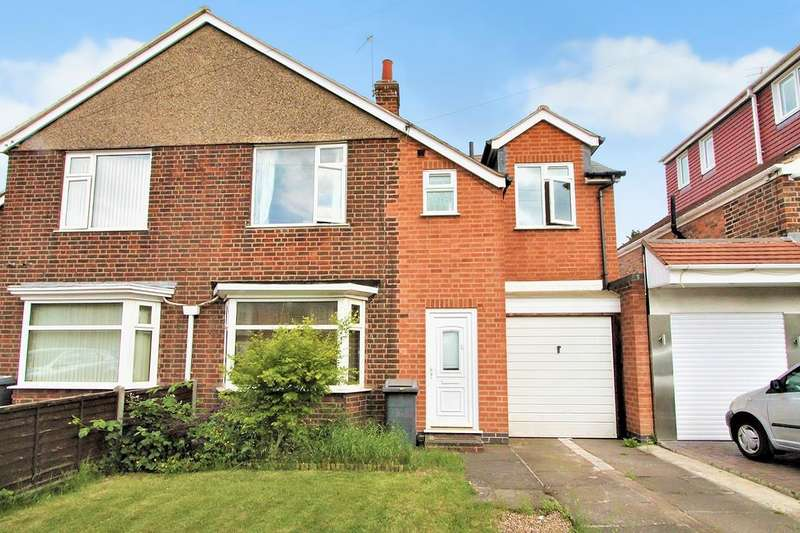 4 Bedrooms Detached House for sale in Humberstone Lane, Leicester