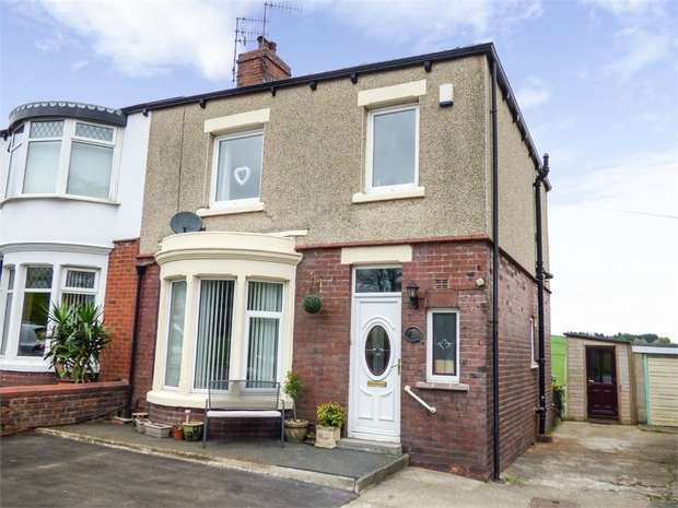 3 Bedrooms Semi Detached House for sale in Blackburn Road, Oswaldtwistle, Accrington, Lancashire