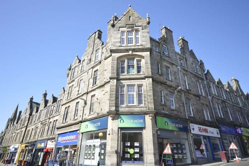 2 Bedrooms Flat for sale in Whytehouse Mansions High Street, Kirkcaldy, KY1