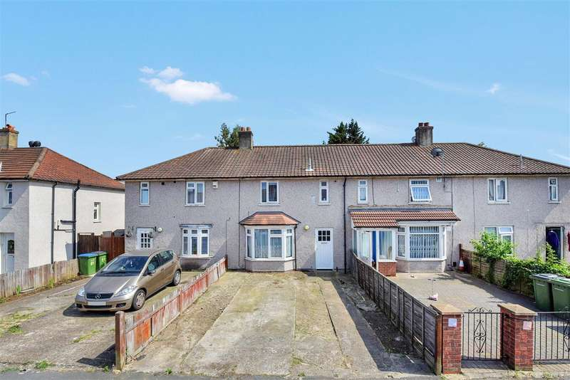 3 Bedrooms Terraced House for sale in Wendover Road, Eltham