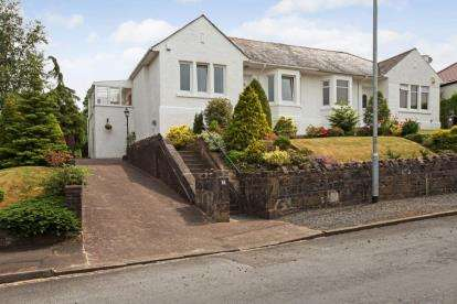 3 Bedrooms Bungalow for sale in Thornly Park Road, Paisley, Renfrewshire