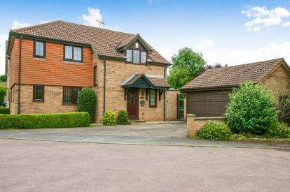 4 Bedrooms Detached House for sale in Ely, Cambs
