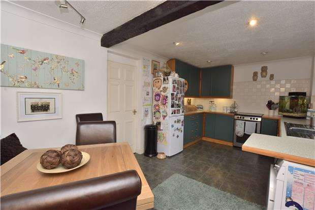 3 Bedrooms End Of Terrace House for sale in High Street, Bitton, BS30 6HQ