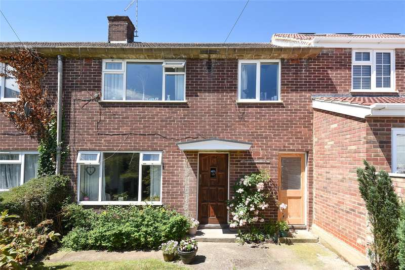 3 Bedrooms Terraced House for sale in Home Farm Close, Reading, Berkshire, RG2