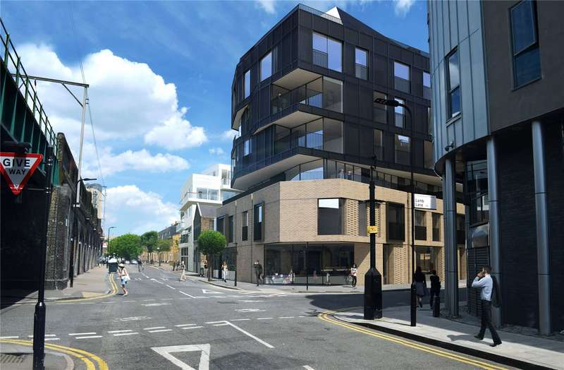 3 Bedrooms Flat for sale in The Fisheries, 1 Mentmore Terrace, E8