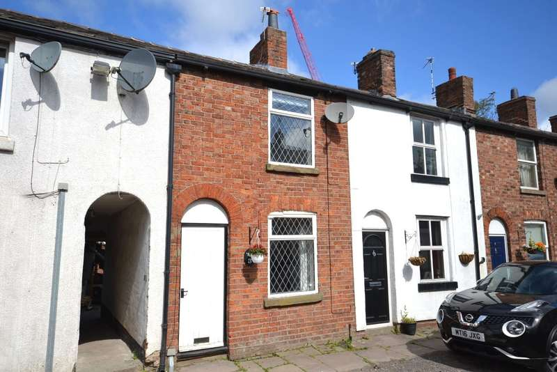 2 Bedrooms Terraced House for sale in Vernon Street, Macclesfield