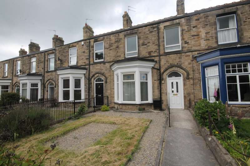 4 Bedrooms Terraced House for sale in Cockton Hill Road, Bishop Auckland