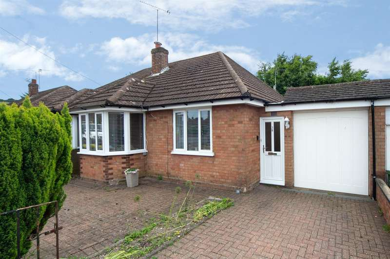 2 Bedrooms Semi Detached Bungalow for sale in Marina Drive, Dunstable