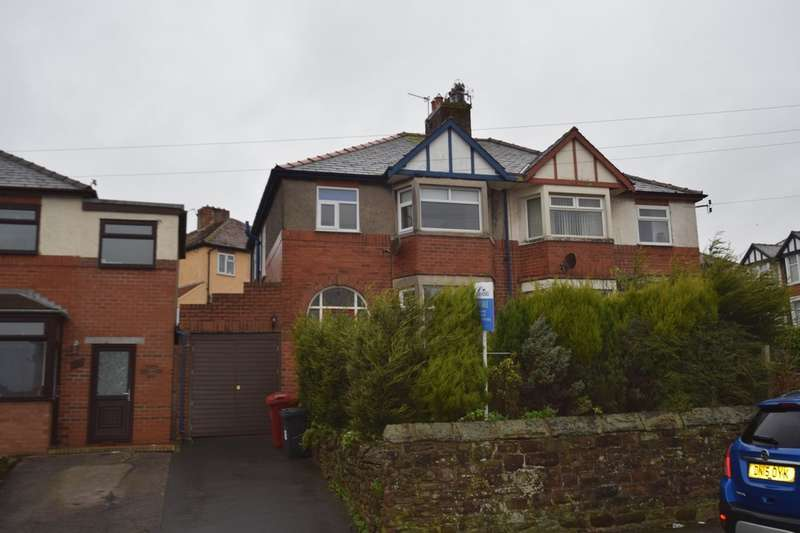 3 Bedrooms Semi Detached House for sale in Hollow Lane, Barrow-in-Furness, Cumbria, LA13 9HY