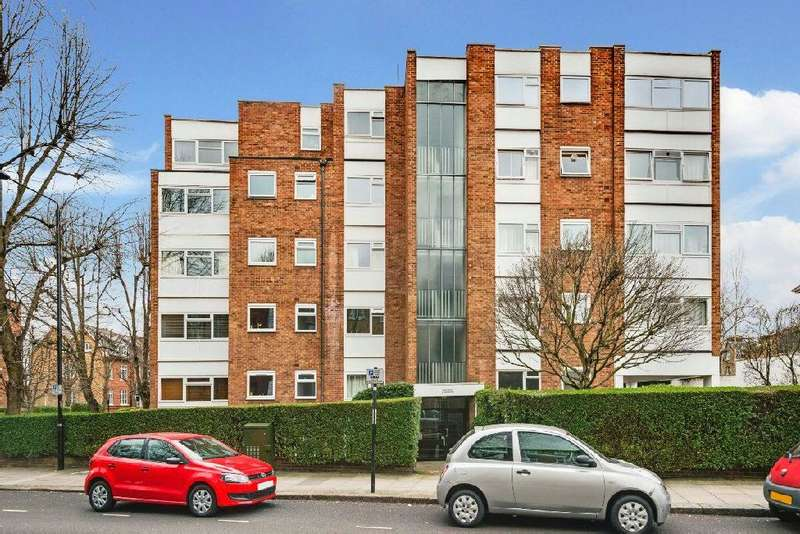 3 Bedrooms Flat for sale in Acol Road, South Hampstead